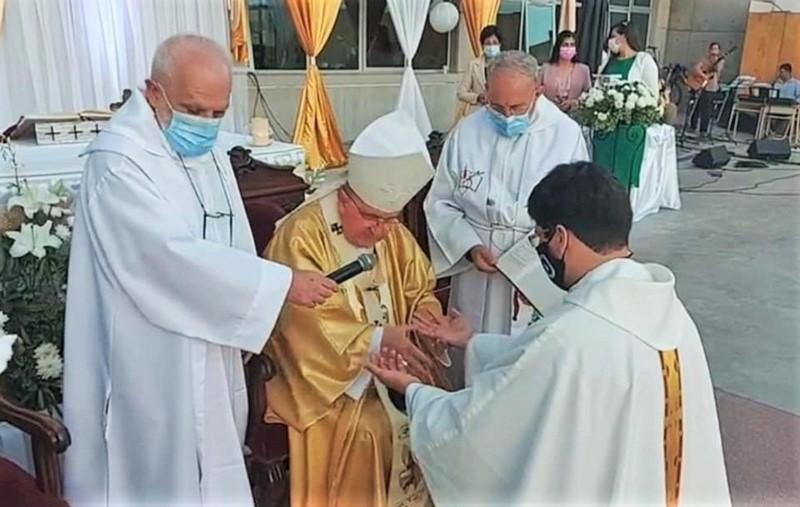 En Argentina, 19 religiosos de la Orden de San Agustín trabajan en Buenos Aires, Mendoza, Salta y Santa María de Catamarca.