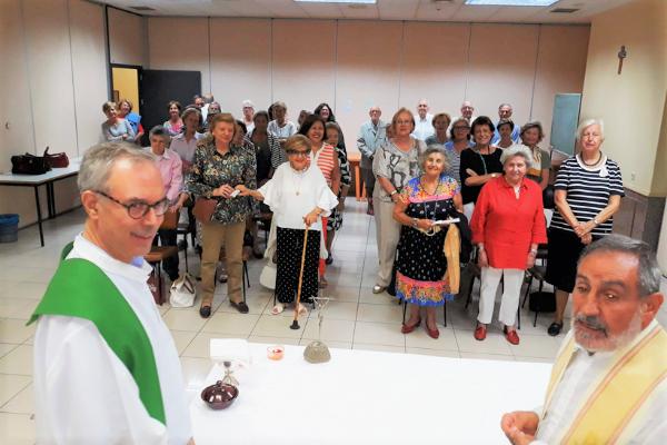 Cáritas de la Parroquia Santa Mª del Bosque promueve un trabajo decente