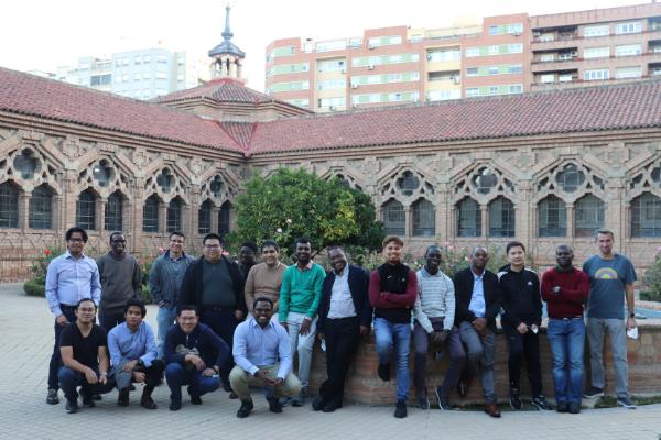 Se ha celebrado en Zaragoza el encuentro fraterno de los jóvenes religiosos agustinos que residen en España y Portugal.